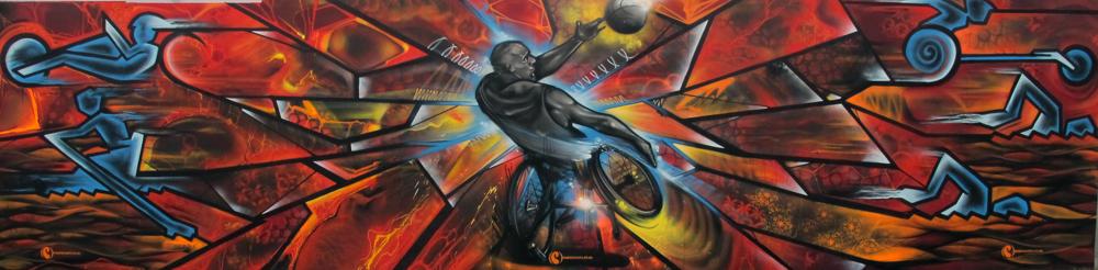 paralympic-inspired-graffiti-art-southwark-london-england-uk-cwnj91